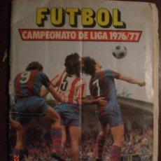 Coleccionismo deportivo: CAMPEONATO DE LIGA 1976/77. Lote 31134359