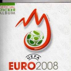 ÁLBUM EURO 2008 AUSTRIA·SUIZA - CONTIENE 23 CROMOS
