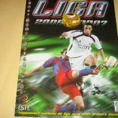 Coleccionismo deportivo: ALBUM DE FUTBOL LIGA 2006-07 - VAVIO . Lote 31647268