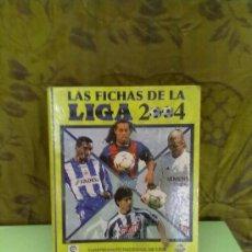 Coleccionismo deportivo: ALBUM DE CROMOS FUTBOL,LIGA 2003-2004,MUNDICROMO LIGA 2004 ( INCOMPLETO ). Lote 31704104