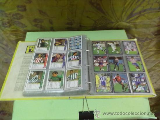 Coleccionismo deportivo: ALBUM DE CROMOS FUTBOL,LIGA 2003-2004,MUNDICROMO LIGA 2004 ( INCOMPLETO ) - Foto 2 - 31704104
