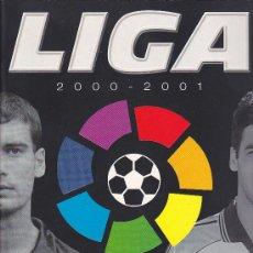 Coleccionismo deportivo: ALBUM VACIO LIGA 2000-2001 PANINI. Lote 31723942