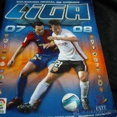 Coleccionismo deportivo: EDICIONES DEL ESTE-LIGA 2007-08. Lote 31857833