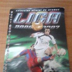 Coleccionismo deportivo: ALBUM CROMOS LIGA ESTE. Lote 32016491