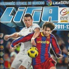 Coleccionismo deportivo: ALBUM DE LA LIGA 2011/2012 CON MAS 500 CROMOS. Lote 32387493