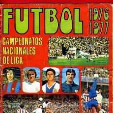Coleccionismo deportivo: ALBUM FUTBOL ,LIGA 76 77 , 1976 77, 1976 1977,RUIZ ROMERO INCOMPLETO, ORIGINAL, LEER DESCRIPCION , H. Lote 32560238