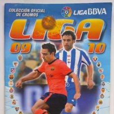 Coleccionismo deportivo: ALBUM CROMOS FUTBOL, LIGA 2009 - 2010, COLECCIONES ESTE, ( 36 CROMOS ). Lote 135645314