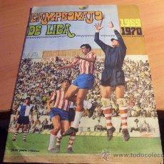 Coleccionismo deportivo: CAMPEONATO DE LIGA 1969 1970 DISGRA - FHER. . FALTAN 11 CROMOS (CAJ1). Lote 32841142