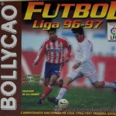 Coleccionismo deportivo: ALBUM LIGA 96 - 97. Lote 32867705