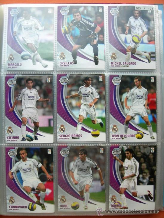 Coleccionismo deportivo: MEGA CRAKS 2007 2008. PANINI (CONTIENE 409 FICHAS) - Foto 2 - 33299961