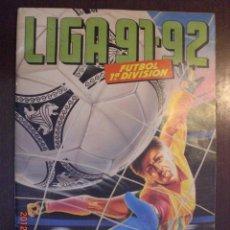 Coleccionismo deportivo: LIGA 91-92 ESTE. Lote 33464329