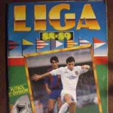 Coleccionismo deportivo: LIGA 88 - 89. Lote 33555127