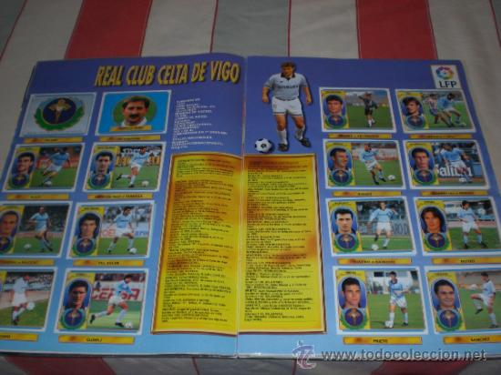 Coleccionismo deportivo: ALBUM CROMOS FUTBOL LIGA ESPAÑOLA TEMPORADA 96 97 - Foto 23 - 33547630