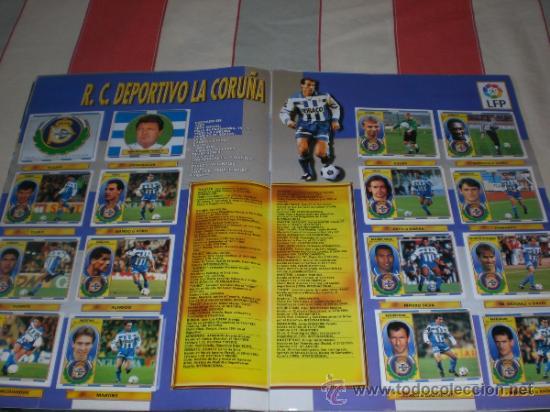 Coleccionismo deportivo: ALBUM CROMOS FUTBOL LIGA ESPAÑOLA TEMPORADA 96 97 - Foto 21 - 33547630