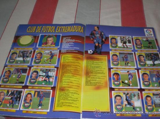 Coleccionismo deportivo: ALBUM CROMOS FUTBOL LIGA ESPAÑOLA TEMPORADA 96 97 - Foto 19 - 33547630