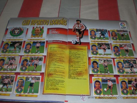 Coleccionismo deportivo: ALBUM CROMOS FUTBOL LIGA ESPAÑOLA TEMPORADA 96 97 - Foto 16 - 33547630