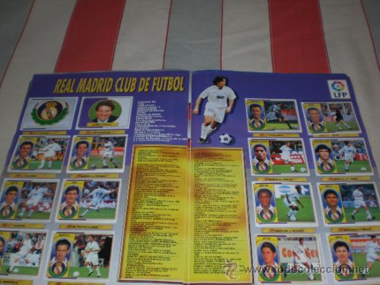 Coleccionismo deportivo: ALBUM CROMOS FUTBOL LIGA ESPAÑOLA TEMPORADA 96 97 - Foto 14 - 33547630