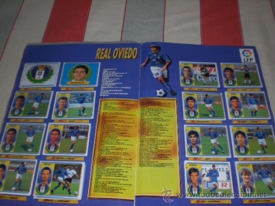 Coleccionismo deportivo: ALBUM CROMOS FUTBOL LIGA ESPAÑOLA TEMPORADA 96 97 - Foto 13 - 33547630