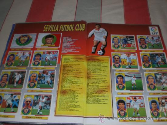 Coleccionismo deportivo: ALBUM CROMOS FUTBOL LIGA ESPAÑOLA TEMPORADA 96 97 - Foto 10 - 33547630