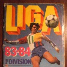 Coleccionismo deportivo: LIGA 83 - 84. Lote 33558074