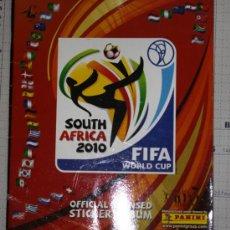 Coleccionismo deportivo: ALBUM DE FUTBOL SOUTH AFRICA 2010 FIFA WORD CUP DE PANINI 2 VACIO. Lote 34394893