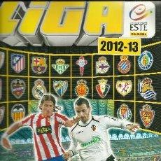 Coleccionismo deportivo: ÁLBUM DE LA LIGA ESPAÑOLA DE FÚTBOL 2012-13 - PANINI- . Lote 34502788