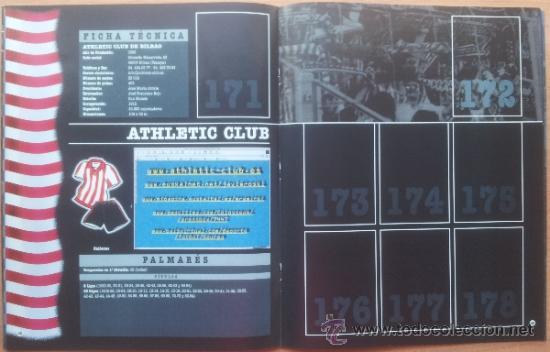 Coleccionismo deportivo: ALBUM CROMOS VACIO PLANCHA PANINI LIGA 2000/2001 NUEVO 00-01 - FUTBOL - Foto 3 - 71059233