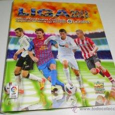 Coleccionismo deportivo: ALBUM FICHERO ARCHIVADOR ANILLAS VACIO SIN CROMOS MUNDICROMO LIGA FUTBOL QUIZ GAME 2012 2013 12 13. Lote 103686827