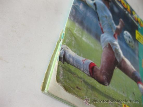 Coleccionismo deportivo: ALBUM DE CROMOS PANINI - FUTBOL 90 - 1ª Y 2ª DIVISION A - Foto 2 - 35410338