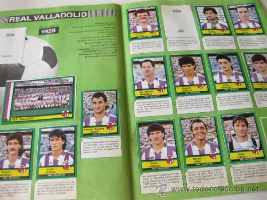 Coleccionismo deportivo: ALBUM DE CROMOS PANINI - FUTBOL 90 - 1ª Y 2ª DIVISION A - Foto 3 - 35410338