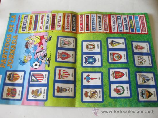 Coleccionismo deportivo: ALBUM DE CROMOS PANINI - FUTBOL 90 - 1ª Y 2ª DIVISION A - Foto 4 - 35410338