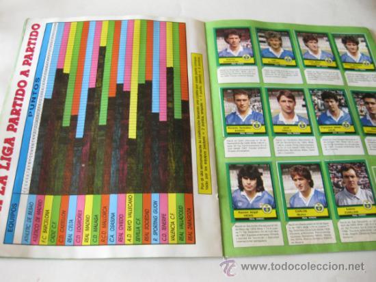 Coleccionismo deportivo: ALBUM DE CROMOS PANINI - FUTBOL 90 - 1ª Y 2ª DIVISION A - Foto 5 - 35410338