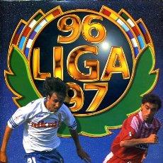 Coleccionismo deportivo: ALBUM FUTBOL, LIGA 1996 1997 , 96 97 , EDICIONES ESTE, CON 374 CROMOS , ORIGINAL , K. Lote 35480204