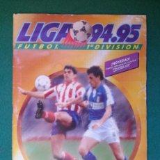 Colecionismo desportivo: ALBUM ESTE 1994/1995 94/95. Lote 35531886
