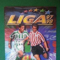 Coleccionismo deportivo: ALBUM ESTE 1997/1998 97/98. Lote 35538758