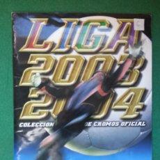 Coleccionismo deportivo: ALBUM ESTE 2003/2004 03/04. Lote 35539397