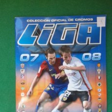 Coleccionismo deportivo: ALBUM ESTE 2007/2008 07/08. Lote 35546955