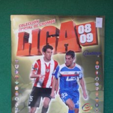 Coleccionismo deportivo: ALBUM ESTE 2008/2009 08/09. Lote 35547116