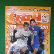 Coleccionismo deportivo: ALBUM ESTE 2010/2011 10/11. Lote 35547264