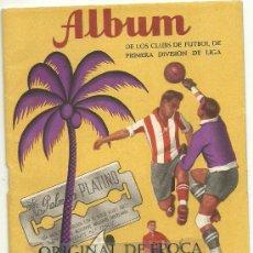 Coleccionismo deportivo: (F-68)ALBUM CROMOS DE FUTBOL PALMERA Nº 3 - LIGA 1949-50. Lote 35655815