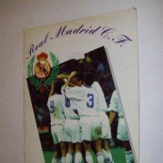 Coleccionismo deportivo: ALBUM COMPLETO (A FALTA DE 17 CROMOS) REAL MADRID 94-95 MAGIC BOX - FX. Lote 35842316