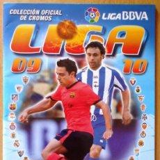 Coleccionismo deportivo: CAMPEONATO NACIONAL DE LIGA 2009/2010 - LIGA BBVA. Lote 36036352