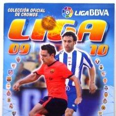 Coleccionismo deportivo: CAMPEONATO NACIONAL DE LIGA 2009/2010 - LIGA BBVA. Lote 36094916