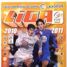 Coleccionismo deportivo: CAMPEONATO NACIONAL DE LIGA 2010/2011 - LIGA BBVA. Lote 36094998