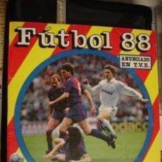 Coleccionismo deportivo: FÚTBOL 88 - PANINI TIENE 102 CROMOS 1987. Lote 36207795