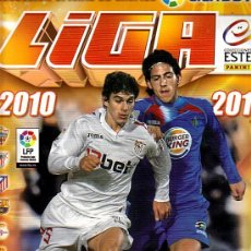Coleccionismo deportivo: ALBUM COLECCION OFICIAL CROMOS LIGA BBVA 2010-2011 - ED.ESTE PANINI. Lote 36285553