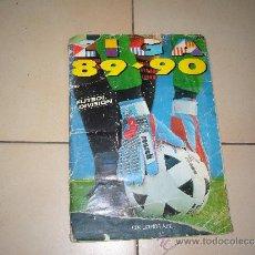 Coleccionismo deportivo: ALBUM DE LA LIGA 89-90 . Lote 36389061