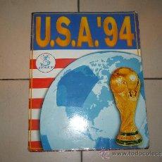 Coleccionismo deportivo: ÁLBUM 'USA 94' - MUNDIAL EEUU 1994 (SL ITALY) * CON 280 CROMOS, . Lote 36397908