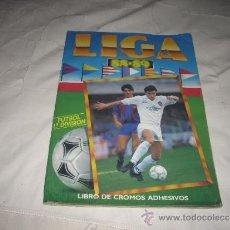 Coleccionismo deportivo: ALBUM DE LA LIGA 1988-89 DE ESTE. Lote 36598195