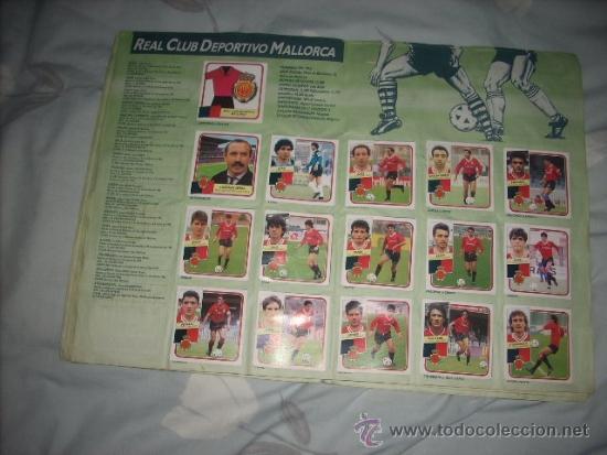 Coleccionismo deportivo: ALBUM DE LA LIGA 1989-90 DE ESTE CON CROMOS BUENOS - Foto 7 - 36618228